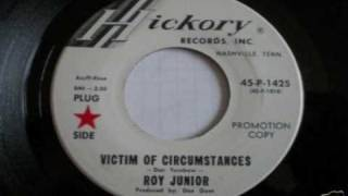Roy Junior - Victim Of Circumstances