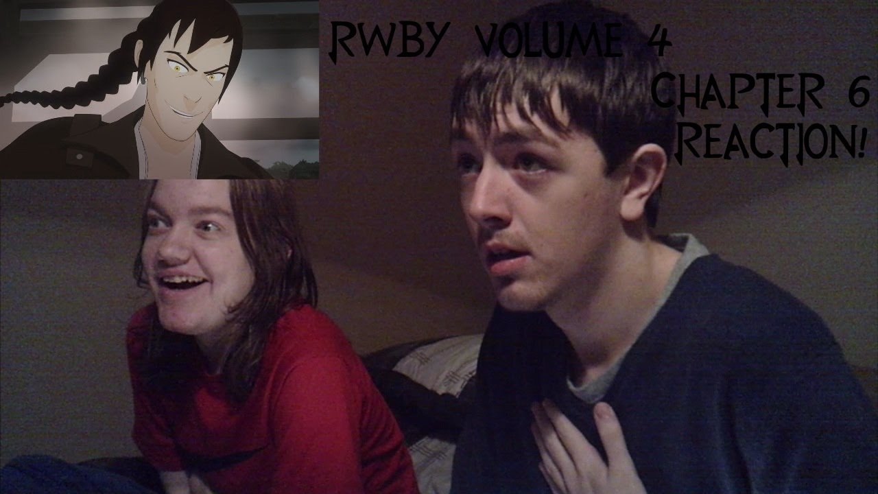 RWBY Volume 4 - Chapter 6: Tipping Point Reaction! Tyrian VS RNJR! Half Way  There!