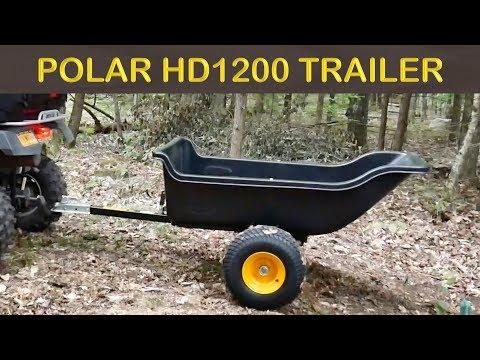 Polar HD 1200 Trailer Review