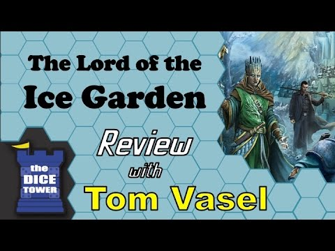 Lord of the Ice Garden Review – with Tom Vasel