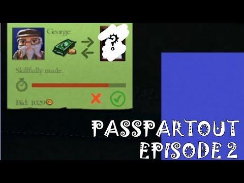 Passpartout the Starving Artist - Episode 2 - GUERTENA IS A GREAT ARTIST! CONFIRMED! - 1000+ EURO