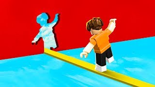 WORLD'S HARDEST OBSTACLE COURSE LEVEL! (Roblox)