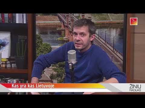 """""""Kas yra kas Lietuvoje"""": Ridas Jasiulionis ir Andrius Tapinas"""