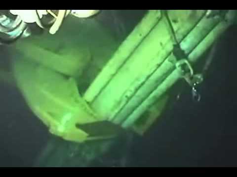 The Deepwater Horizon oil spill 1st June 2010