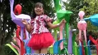 Goyang Walang Kekek - Keysa - Lagu  Anak anak
