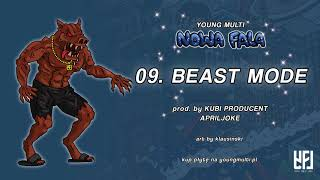YOUNG MULTI - Beast Mode (prod. Kubi Producent & Apriljoke)