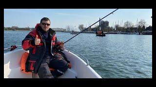 Морская рыбалка в Германии Ловля селёдки 2021