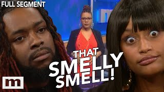 I have a secret...I'm having a baby with my cousin's man! | The Maury Show