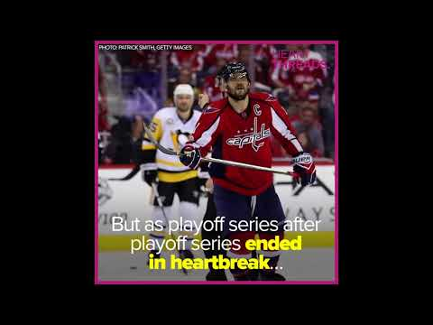 Alex Ovechkin: After 13 long years, finally a Stanley Cup Champion