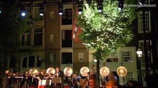 Bach: Erbarme Dich - Lisa Batiashvili - incl. her speech (Prinsengrachtconcert 2014)