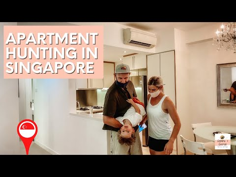 Apartment hunting in Singapore with Kids   Rent & Apartment Views