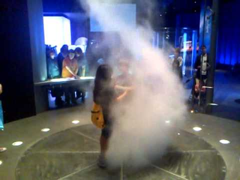 Tornado Vortex  - Museum of Science and Industry Chicago