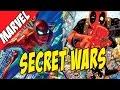 Комиксы Marvel после Secret Wars [by Кисимяка]