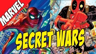 Комиксы Marvel после Secret Wars [by Кисимяка]