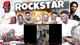 DaBaby - Rockstar feat. Roddy Ricch (Official Music Video)REACTION!!