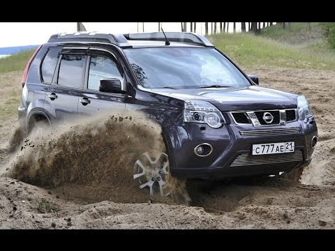Nissan X-Trail 2007 - Секонд Тест