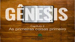 LIVE  IPMN - TEMA: GÊNESIS . REV. FÁBIO BEZERRA