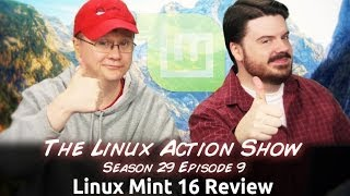 Linux Mint 16 Review | LAS s29e09