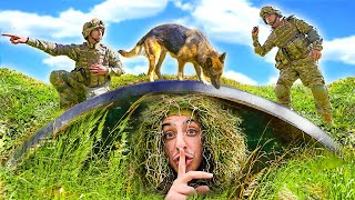 Download I Challenged the ACTUAL MILITARY to Camo Hide and Seek! Mp3 and Videos