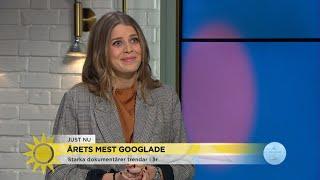 Här är årets mest googlade ord - Nyhetsmorgon (TV4)