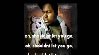 sean kingston - shoulda let you go lyrics