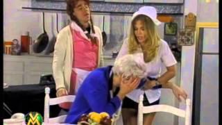 Capítulo exclusivo de Muñeca Rasca,Graciela Alfano-Videomatch 1999