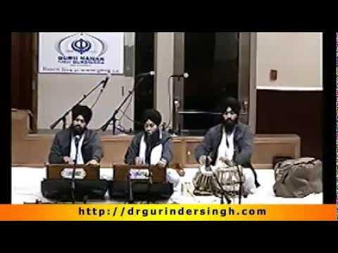 Classical Keertan - Dr.Gurinder Singh Ji Batala Wale, Canada 23rd Nov'13 (am)