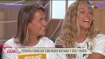 Maru Botana en el diván - Cortá Por Lozano 2020