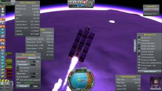 How To Land And Launch From Eve In Kerbal Space Program