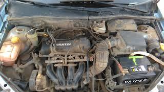 Замена модуля зажигания на форд фокус 1