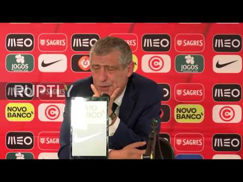 Switzerland: 'I still believe in these players' - Portugal coach after 3-0 defeat to Holland