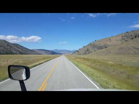 BigRigTravels - The most scenic route in trucking! The backroads of BigSky Montana