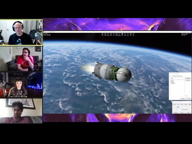 Vostok 1 In Real Time With Amy Shira Teitel & Friends - Yuri's Night 2021