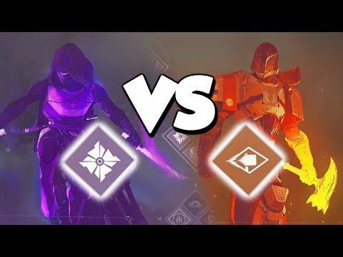 Melting Point VS Shattering Strike! Which Is Better? [Destiny 2 Forsaken] thumbnail
