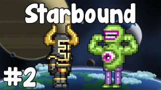 Starbound Unstable Adventures MK1 - Pigtastrophe - E.2 Unstable Build