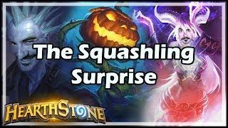 The Squashling Surprise - Witchwood / Hearthstone