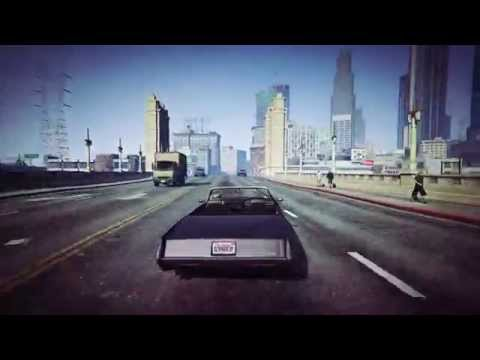 GTA V - Too Much Energy Drink