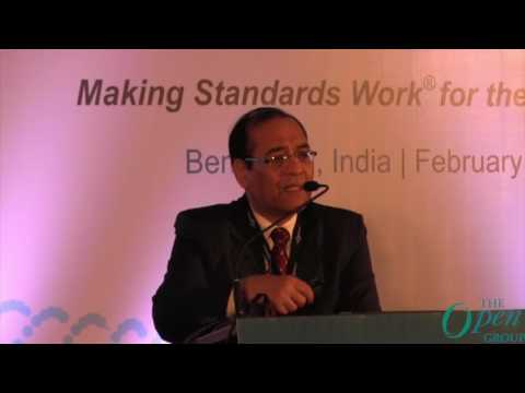Cyber Security in the era of Internet - The Open Group India