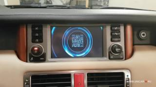 Range Rover Vogue/Sport, LR Discovery III 2005-2009 и Android Auto Pro 6.0.1