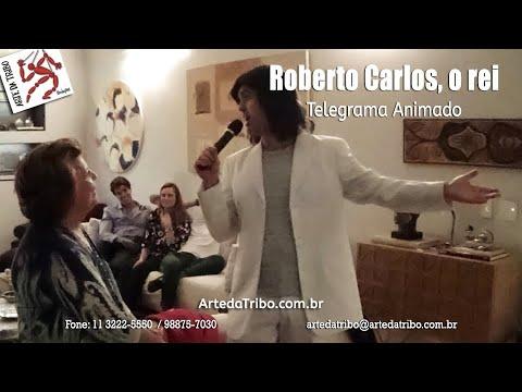 Roberto Carlos faz uma visita surpresa para uma fã no seu aniversário!