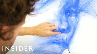 How Hyperreal Portraits Are Made From Fabric | Master Craft