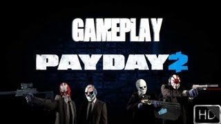 PAYDAY 2 GamePlay on PC Max Graphics [1080p]