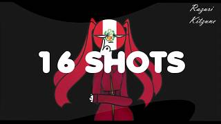 countryhumans music 16 shots new (country peru ) (country germany ball )