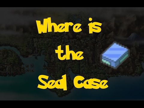 Where Is: The Seal Case (Pokemon Heart Gold/Soul Silver)