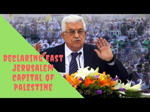 Palestinian government calls for declaring East Jerusalem capital of Palestine