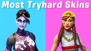 Top 10 most Tryhard skins in Fortnite Season X