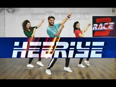 Heeriye Bollywood Dance Workout Choreography   Race 3   Heeriye Dance Fitness Choreography