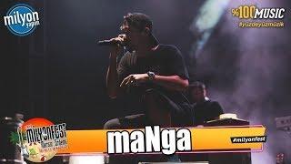 maNga - Yine Yeni Yeniden // Milyonfest Mersin Resimi