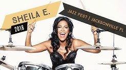 Sheila E. | Jazz Fest 2018 Review | Jacksonville, Florida