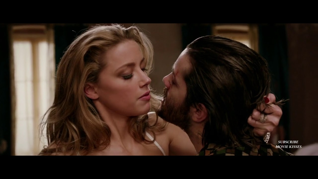 Amber Heard Nue amber heard all hot scenes from london fields | london fields all kisses  (4k)